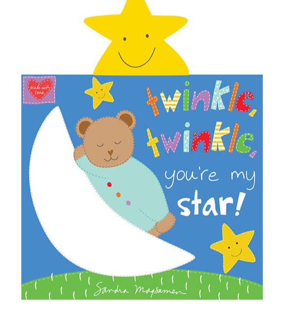 Twinkle Twinkle Fabric Book xx