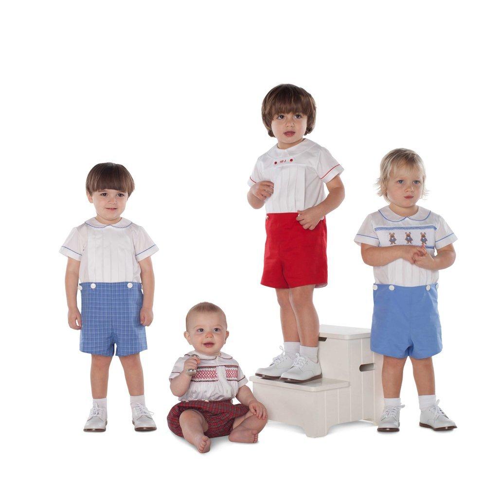 Children's Corner - Basics for Boys III (3mo-3)
