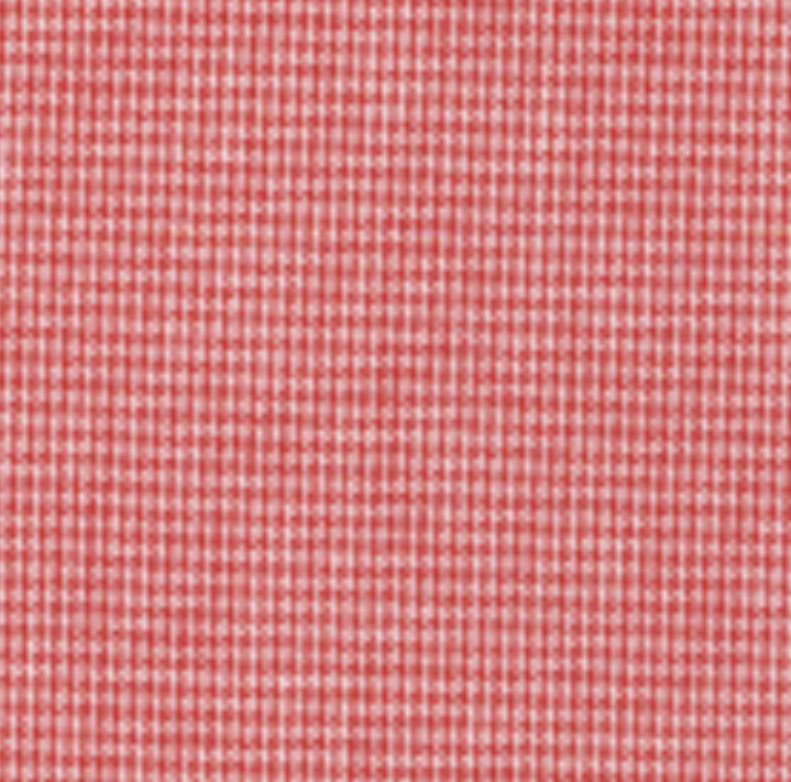 FF Gingham - Berry Micro Check 1/32 xx