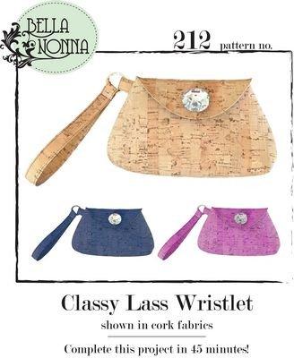 Bella Nonna - Classy Lass Wristlet