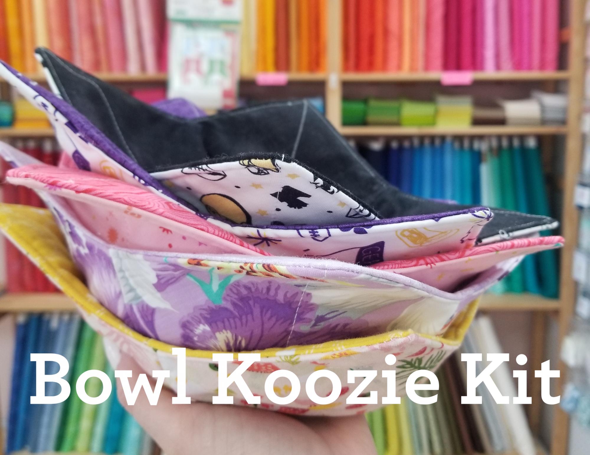 Kit - Bowl Koozie