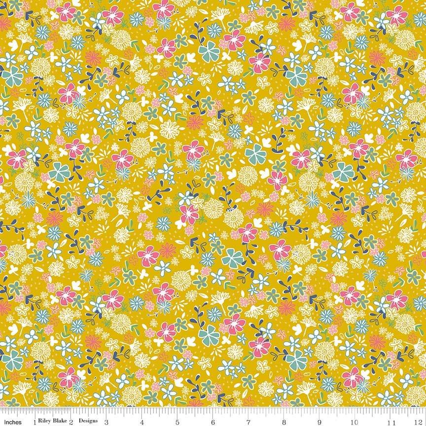 Daisy Days - 83.Yellow