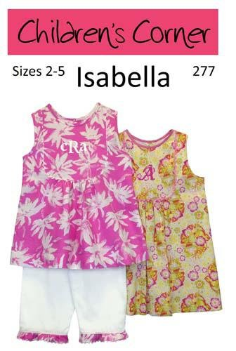 Children's Corner - Isabella