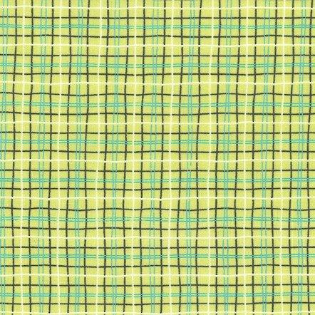 Lunchbox Plaid - Lime