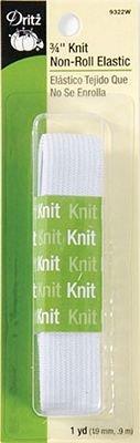 Dritz - 3/4 Non-Roll Knit Elastic