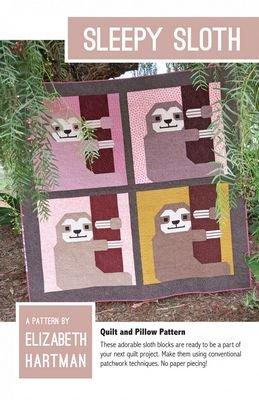 Elizabeth Hartman - Sleepy Sloth