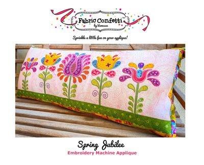Fabric Confetti -Spring Jubilee