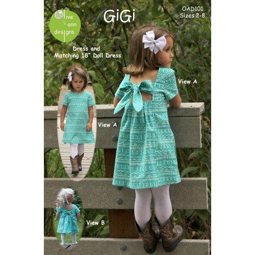 Olive Ann Designs - Gigi (2 - 8)