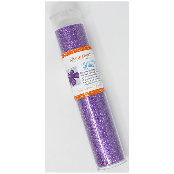 Kimberbell - Glitter Sheet - Lavender