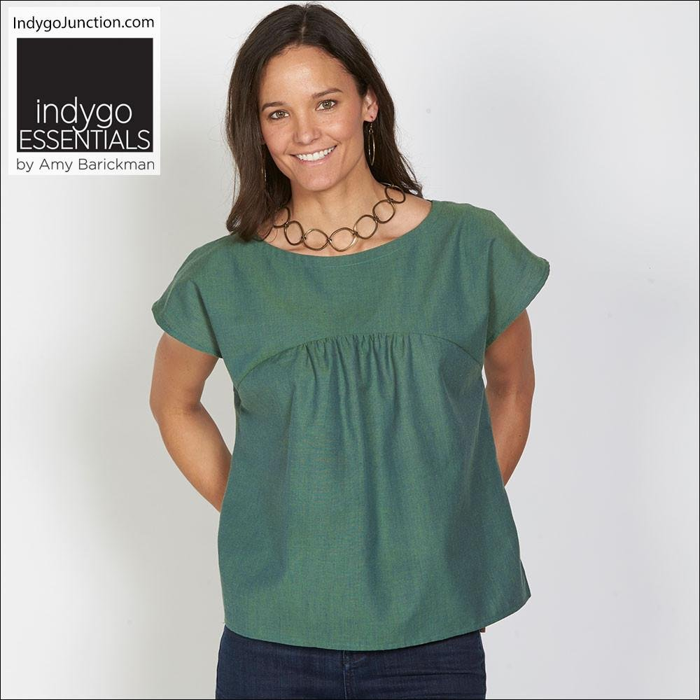 Indygo Junction - Slight Sleeve Top & Tunic