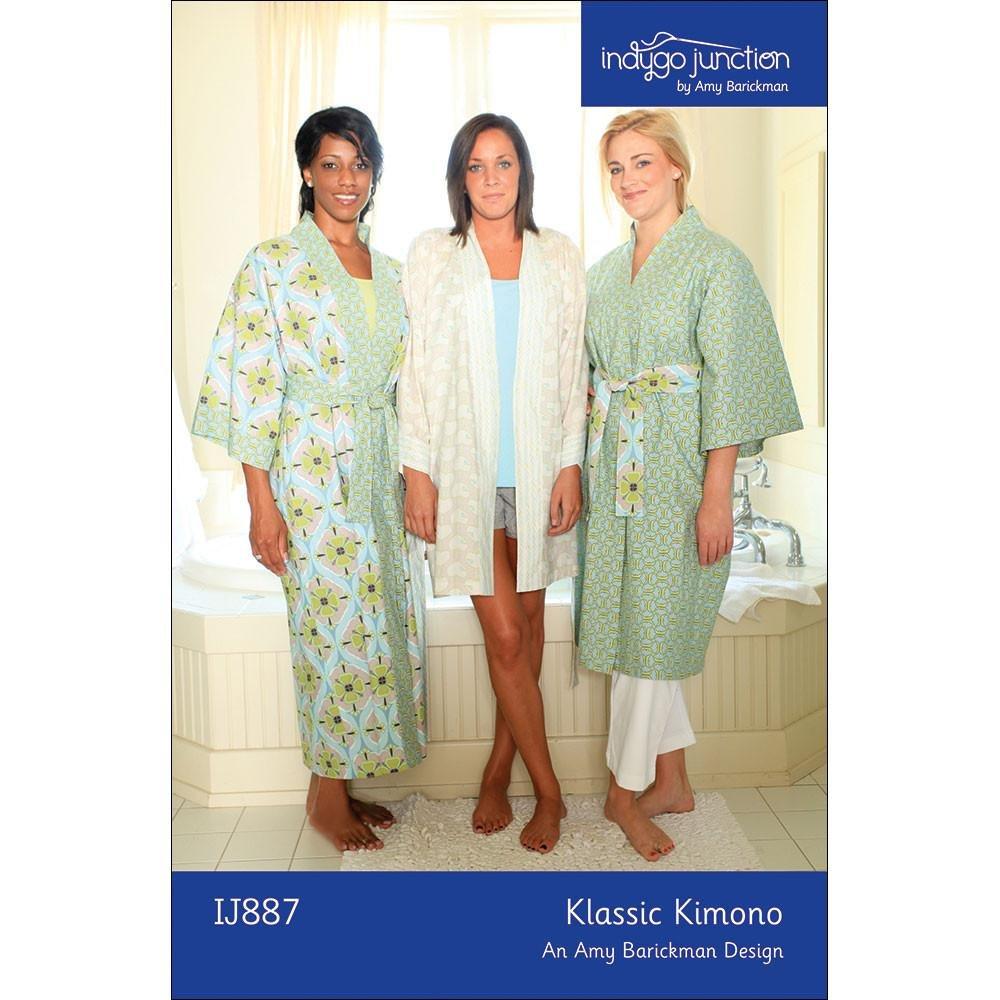 Indygo Junction - Klassic Kimono
