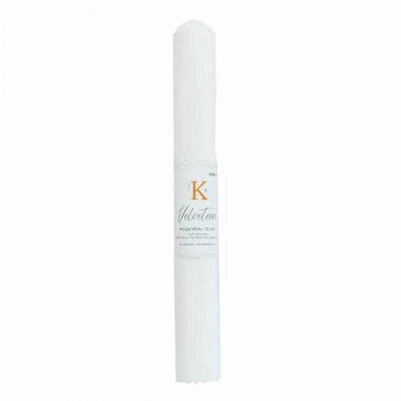 Kimberbell - Velveteen Antique White