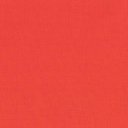 Kona Solid - Coral