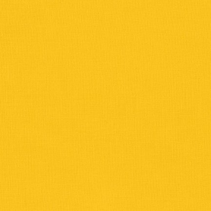 Kona Solid - Corn Yellow