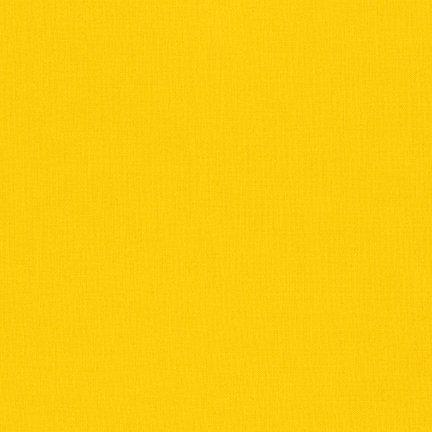 Kona Solid - Canary