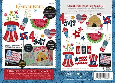 Kimberbell - 4th of July Vol. 1