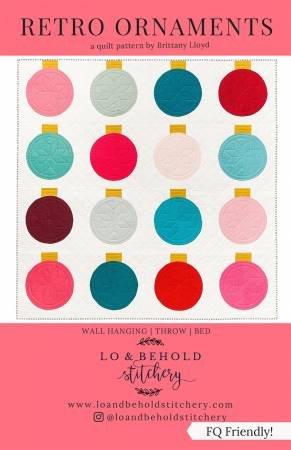 Lo & Behold - Retro Ornaments