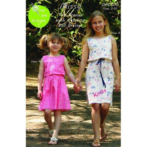 Olive Ann Designs - Missy (2 - 10)