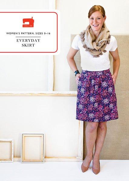 Liesl + Co - Everyday Skirt