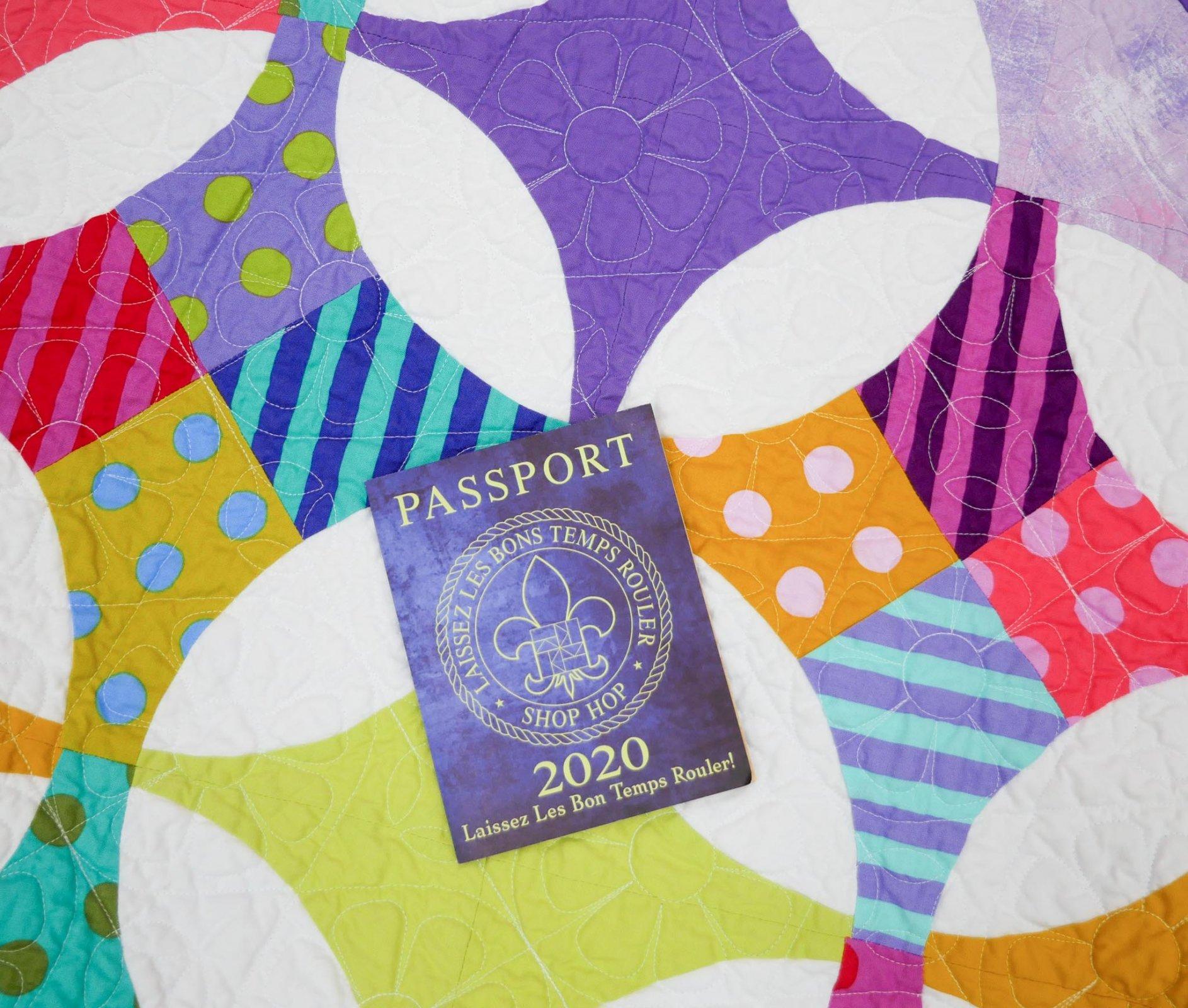 Passport - Shop Hop 2020