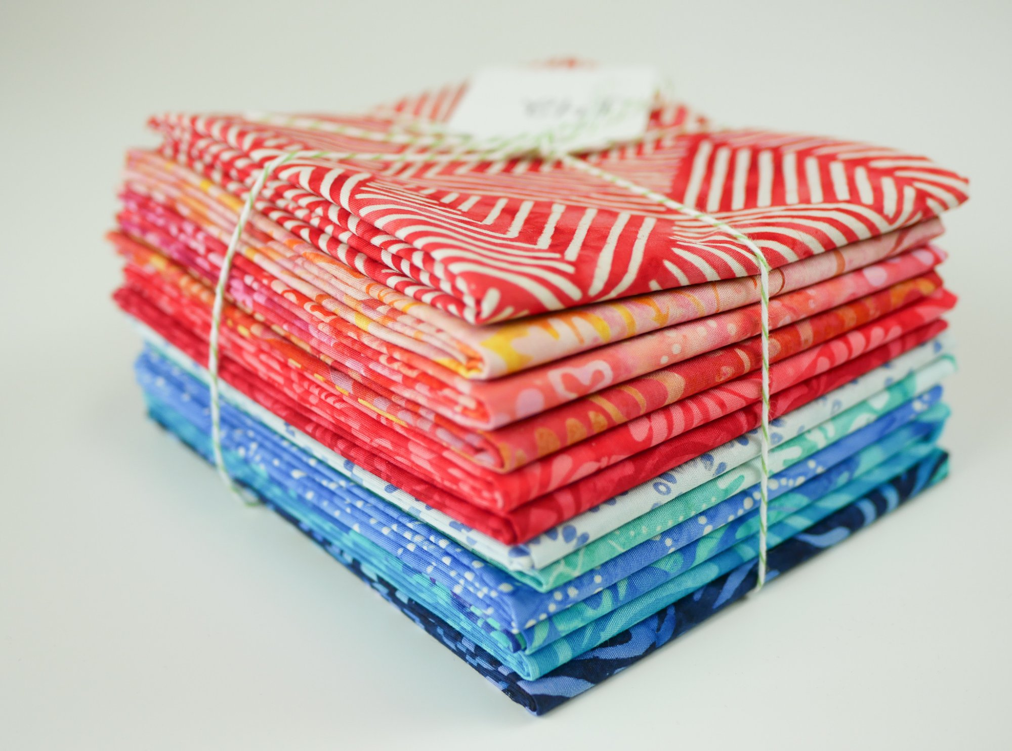 Fat Quarter Bundle - Batik America