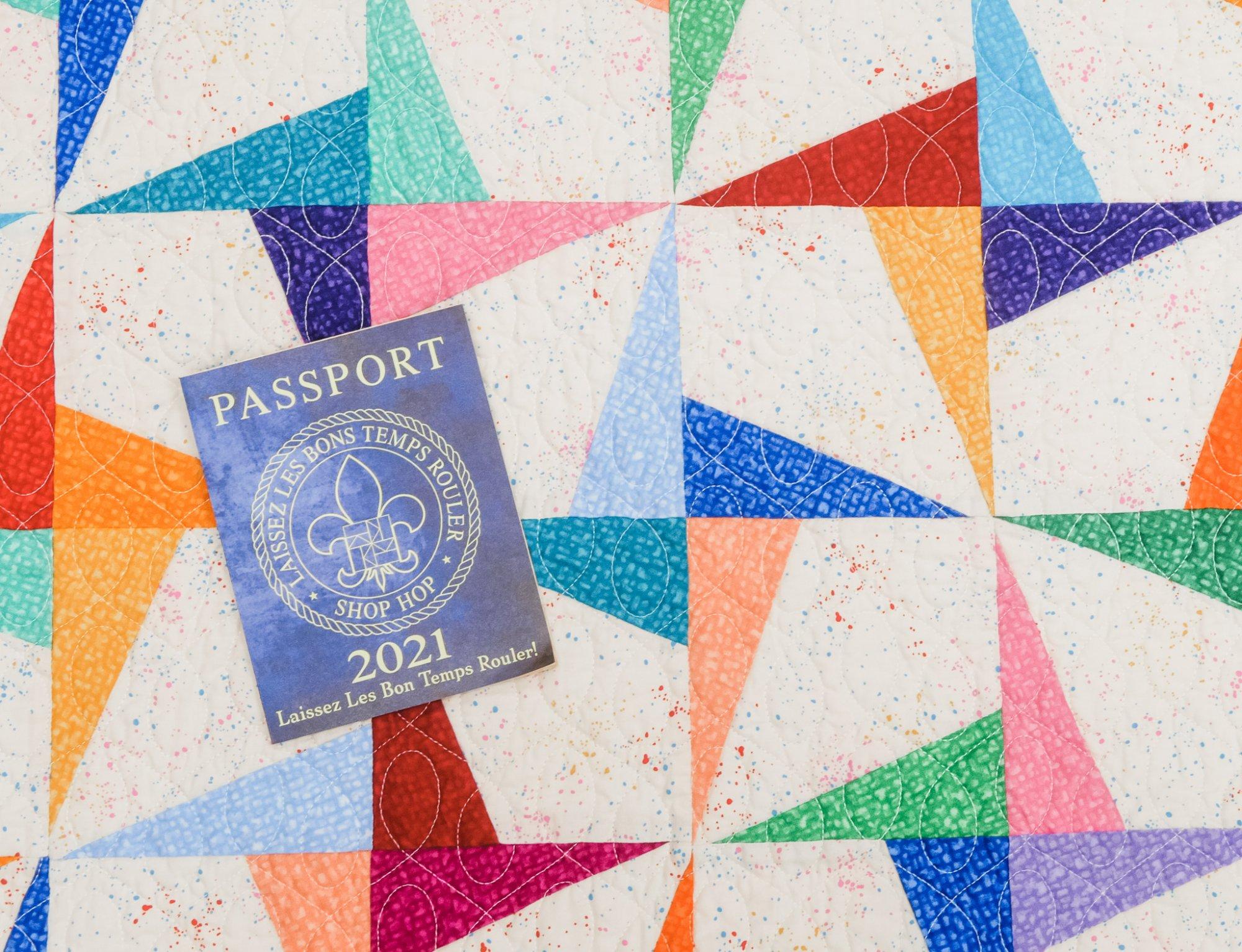 Passport - Shop Hop 2021
