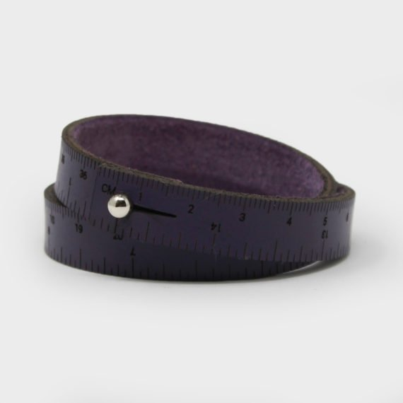 Wrist Ruler - Plum xx