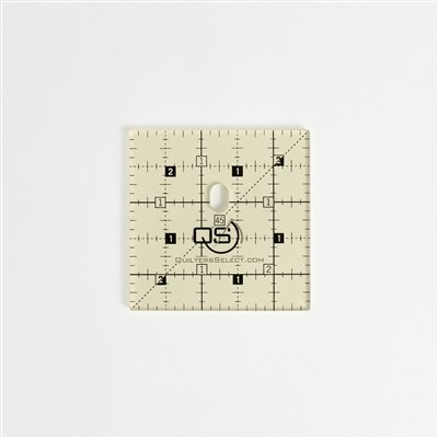 Quilter's Select - 2.5 x 2.5 Ruler