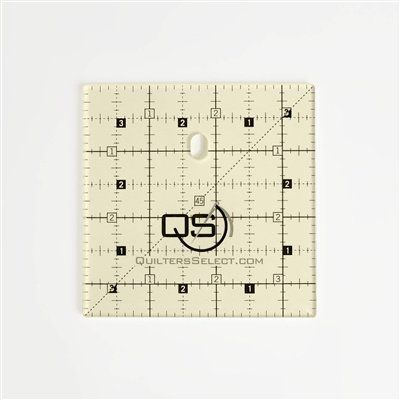 Quilter's Select - 3.5 x 3.5 Ruler