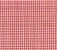 Piping - Gingham Red