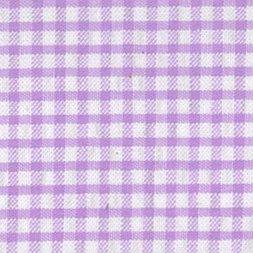 FF Seersucker - Lavender Check