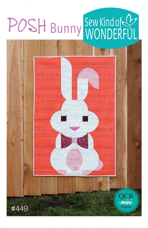 Sew Kind of Wonderful - Posh Bunny