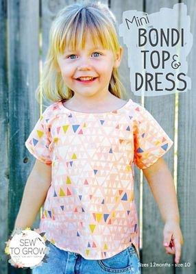 Sew to Grow - Mini Bondi Top & Dress