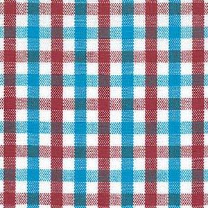 FF Plaid - Red White & Blue