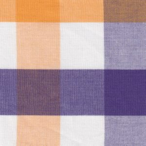 FF Plaid  - Purple, Gold and White (large)