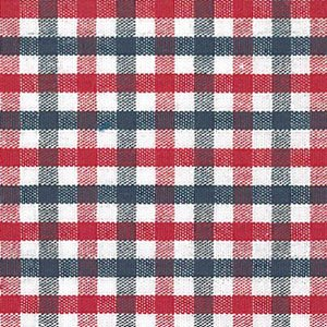 FF Plaid - Red and Navy check