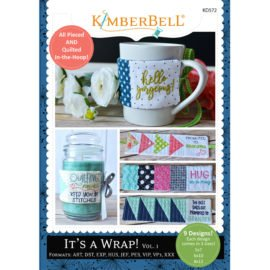 Kimberbell - It's A Wrap! Vol. 1
