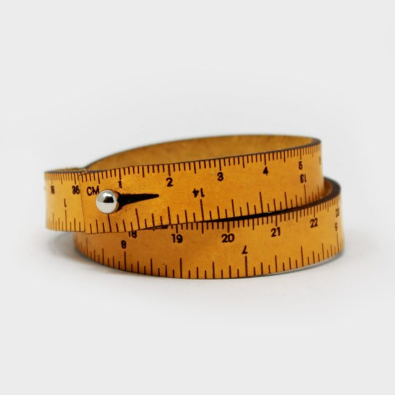 Wrist Ruler - Orange xx