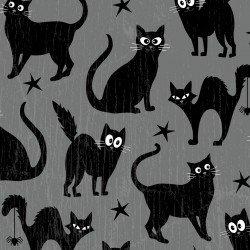 1096G 90 Black Cats Fangtastic
