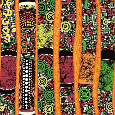 120 13501 Goanna Walkabout Didgeridoos Orange