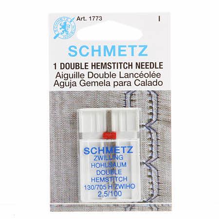 1773 Schmetz Double Hem Needle