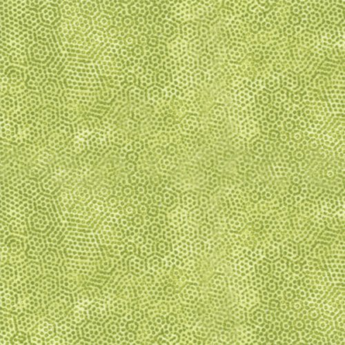 1867-LG Dimples Dk Lime Green (Sprig)