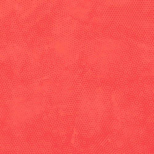 1867-R12 Dimples Orange (Coral)