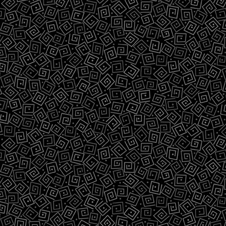 Harmony Squares Black 24779 J