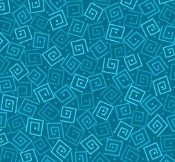 Harmony Squares Turquoise 24779-Q