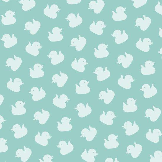 4146-11 Duckytales Turq