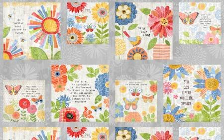 Multi Sing Your Song Craft Panel 68455-914