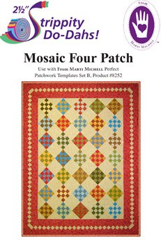Mosaic Four Patch 8108