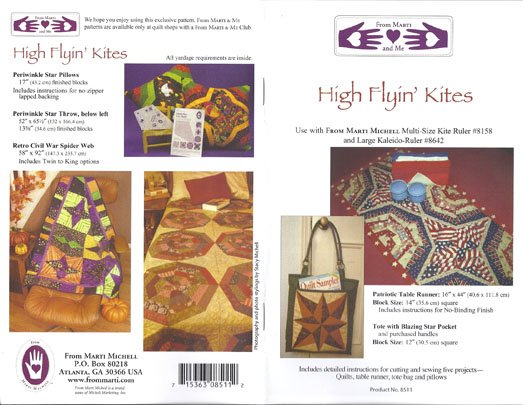 8511 High-Flyin' Kites #11 Patt