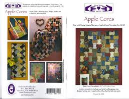 8516 Pattern # 16 Apple Cores
